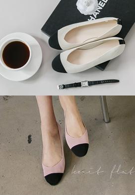 28717 - Kokori针织衫平底鞋