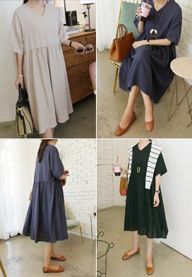 29408 - Rorosharing连衣裙(3color)