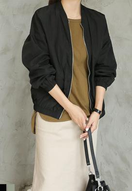 29556 - 穿紧身夹克(2色)