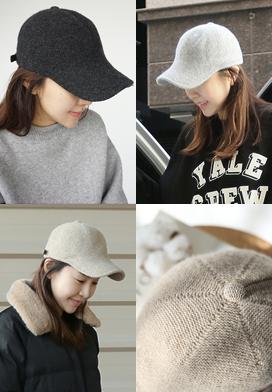 29805 - 羊毛安哥拉帽(5color)
