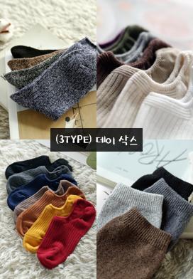30053 - (3type)日袜(22color)