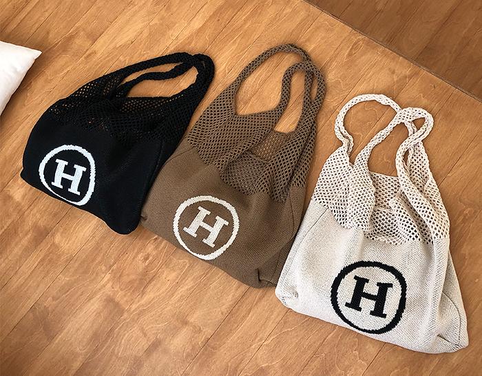 30350 - H织织衫环保保袋(3color)