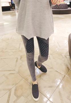 21414 - 棉衣灯芯绒打底裤#2