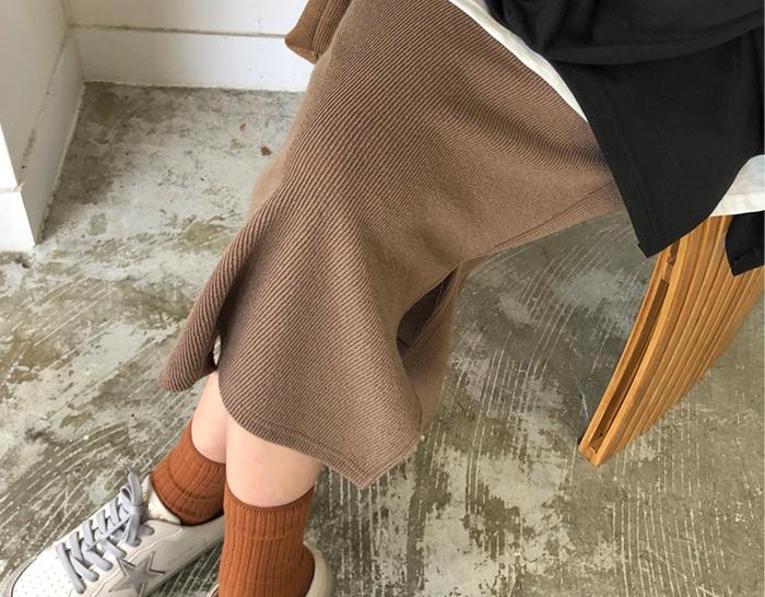 30818 - 贴身针织衫子(5color)