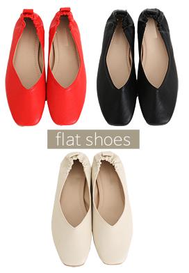 30827 - Lily平底鞋4(4color)