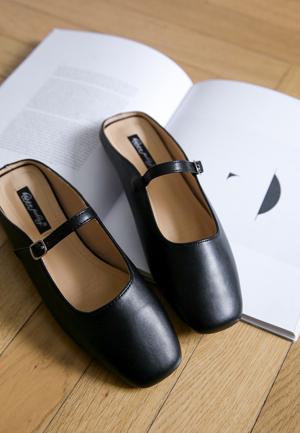 31188 - 皮条/束带平底鞋/单鞋鞋(4color)
