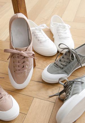 31270 - 维生素胶底帆布鞋(3color)